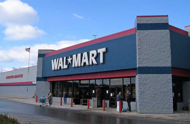 2019.03.25 Walmart_exterior